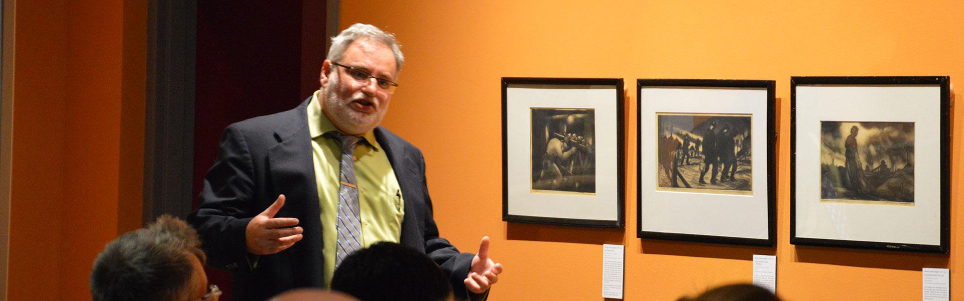 Jonathan Mathews talk