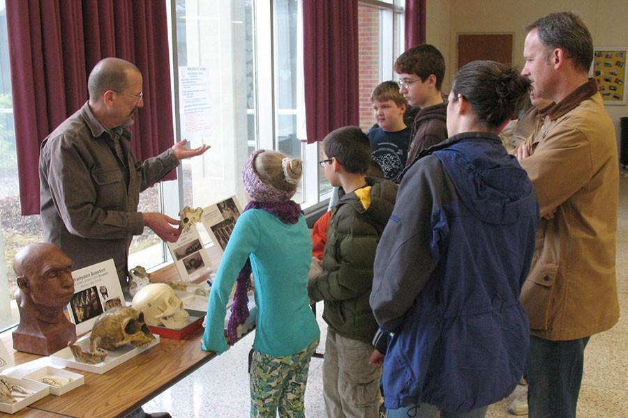 Minerals Junior Education Day at Penn State